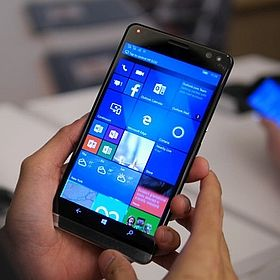 Windows-смартфон HP Elite x3 с 6-дюймовым 2К-дисплеем и процессором Snapdragon 820 появится в сентябре по цене $770 – фото 1