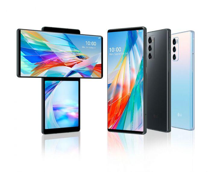 Представлен LG Wing: поверни экран – фото 1