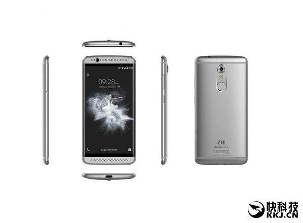 "ZTE Axon 7 Mini с экраном 5.2"" и процессором Snapdragon 617 оценили в $337 – фото 1"