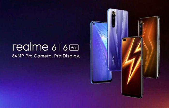 Представлены Realme 6 и Realme 6 Pro: доступные смартфоны с флагманскими фишками – фото 1