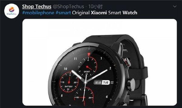 Xiaomi может выпустить смарт-часы с NFC на Wear OS уже скоро