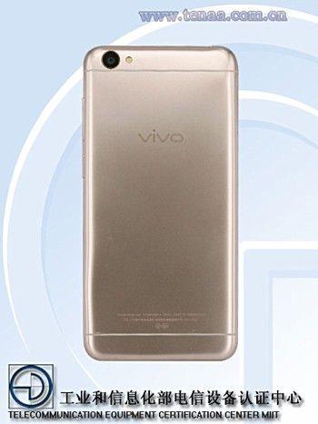 Vivo Y55A с 5,2-дюймовым дисплеем и 8-ядерным процессором сертифицирован в Китае – фото 2