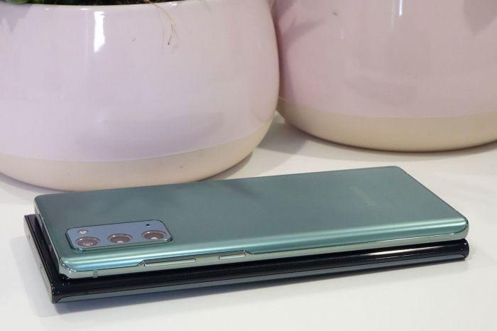 Анонс Samsung Galaxy Note 20 и Galaxy Note 20 Ultra – фото 8