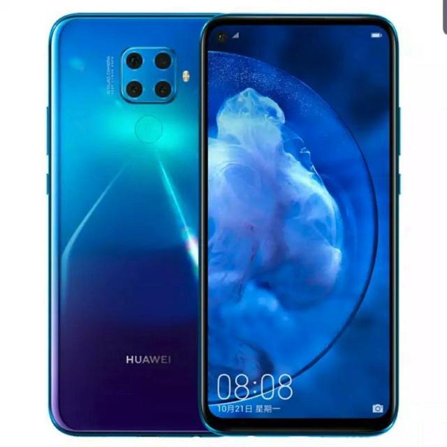 Представлен Huawei Nova 5z с Kirin 810 и квадрокамерой
