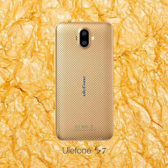 Распаковка Ulefone S7 на видео – фото 2