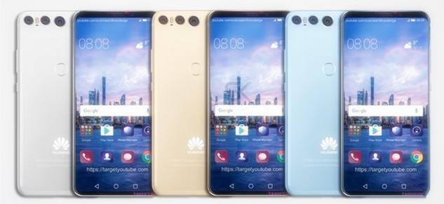 Сведения о Huawei P11 засветились в сети – фото 4