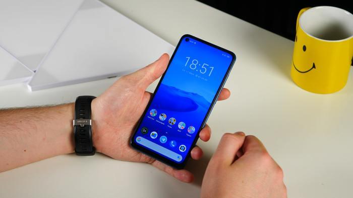 Обзор Redmi Note 9 – младший смартфон популярной линейки от суббренда Xiaomi. – фото 5