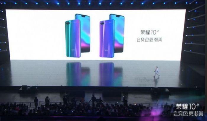 Анонс Honor 10: мощный смартфон в сияющих «доспехах» – фото 5