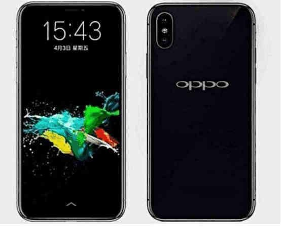Oppo R13 показали на рендерах – фото 1