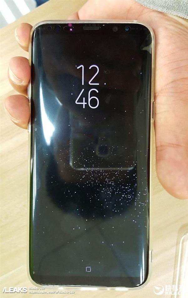 Samsung Galaxy S8 появится в продаже 28 апреля – фото 1