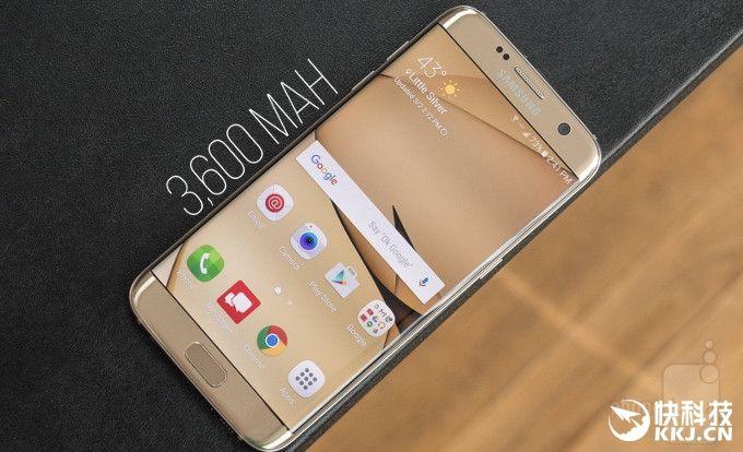 Samsung Galaxy S7 и S7 Edge показали впечатляющие результаты в тестах на автономность работы – фото 1