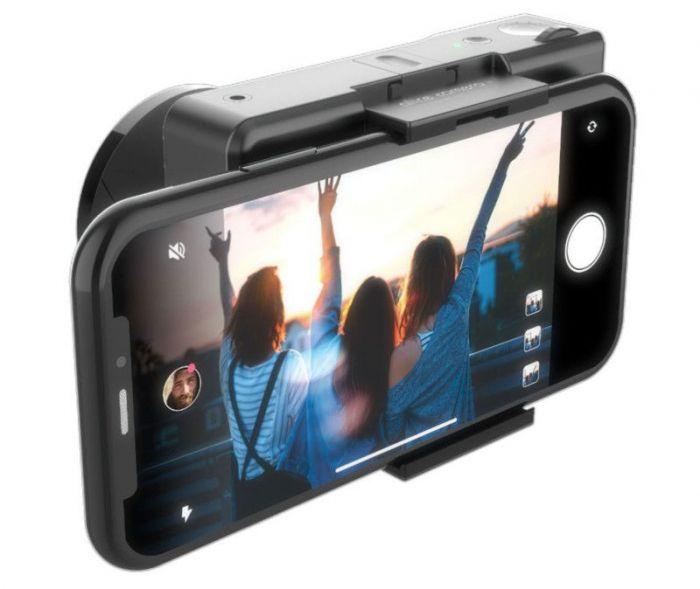 Концепт Alice Camera: странная и дорогая приблуда в попытке объединить смартфон и зеркальную камеру – фото 3