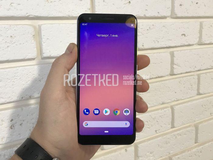 Подробности и фото Google Pixel 3 Lite. Google все же созрела для «бюджетного» смартфона? – фото 2