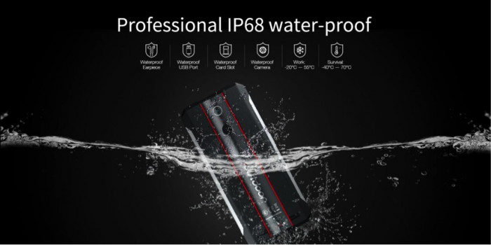 Элегантный и защищенный Ioutdoor X: краш-тест и скидка на смартфон – фото 3
