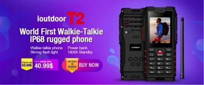 Ioutdoor устраивает распродажу защищенных телефонов 11 ноября – фото 3