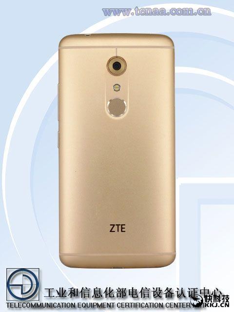 ZTE Axon 2: спецификация и изображения будущей новинки по данным TENAA – фото 4