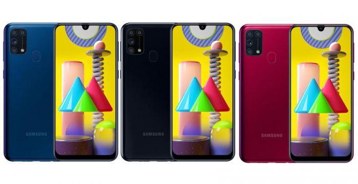 Samsung Galaxy M31 уже появился в украинских интернет-магазинах – фото 1