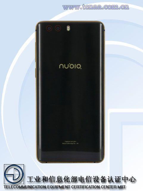 Смартфон Nubia NX589J сертифицирован в TENAA, и он не «полноэкранный» – фото 4