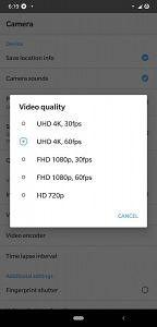 Xiaomi Poco F1, Mi 8 и Mi 8 Pro получат возможность снимать видео в 4К со скоростью 60 кадров в секунду – фото 1