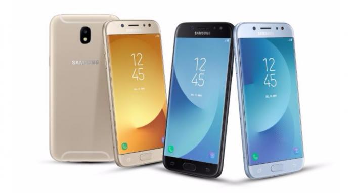 Представлены Samsung Galaxy J7, Galaxy J5 и Galaxy J3 2017 года – фото 1