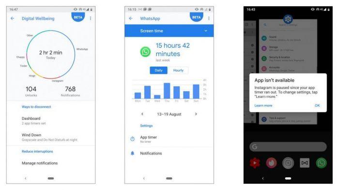 «Цифровое благополучие» замедляет работу смартфонов Pixel – фото 2
