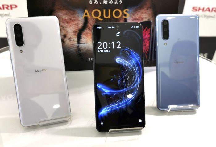 Представлен Sharp Aquos Zero 5G Basic: 240-Гц дисплей и Android 11 – фото 2
