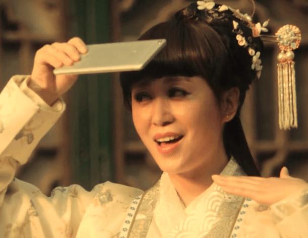 Xiaomi Max снялся в рекламе. В сеть выложили снимки фаблета – фото 1