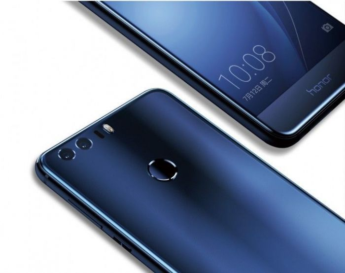 Huawei Honor 8, Honor 8 Smart и Honor Holly 3 дебютировали в Индии – фото 1