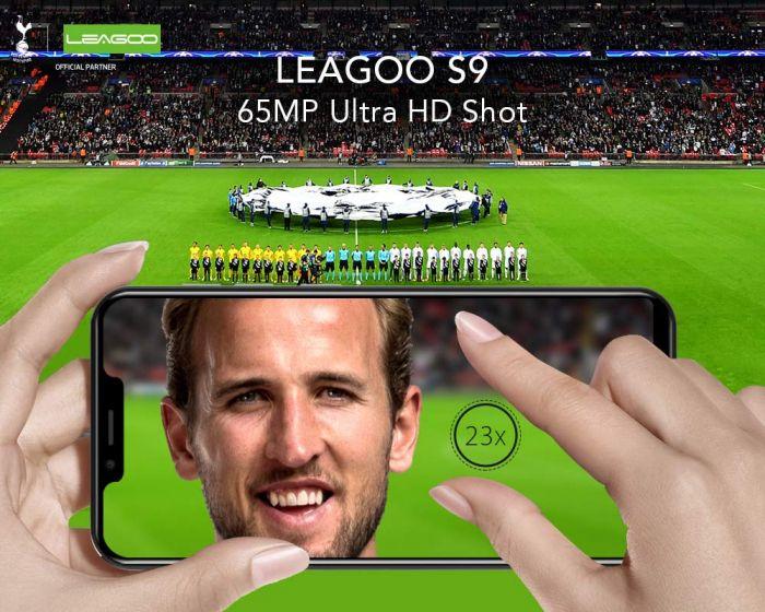 Leagoo S9 обещает создавать 65 Мп фотографии с 23-кратным увеличением – фото 2