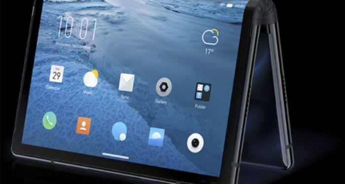 Новые подробности о сгибающемся смартфоне Samsung – фото 3