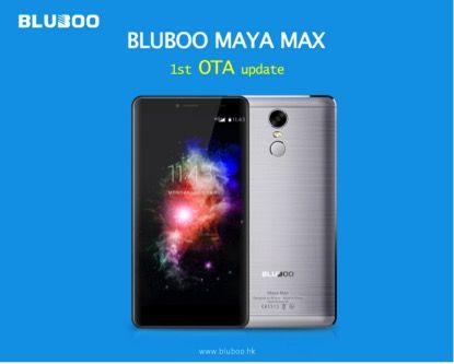 Bluboo Maya Max скоро получит OTA-обновление – фото 1
