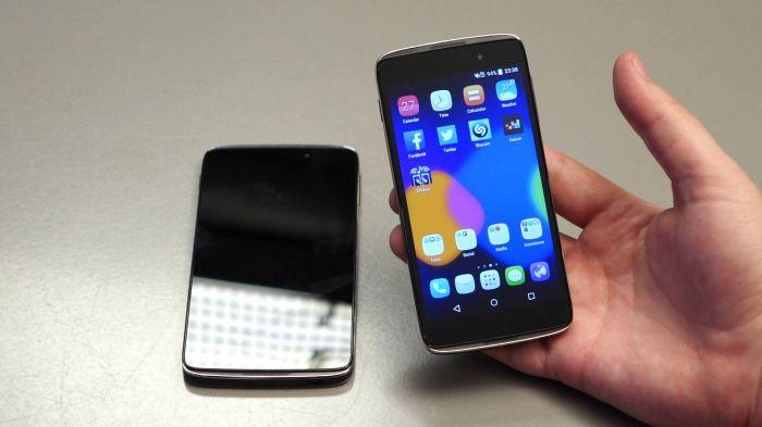 Смартфоны Alcatel Idol 3 начали получать обновление до Android 6.0 Marshmallow – фото 1