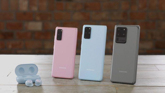 Анонс тройки 5G-флагманов Samsung Galaxy S20, Galaxy S20+ и Galaxy S20 Ultra – фото 1