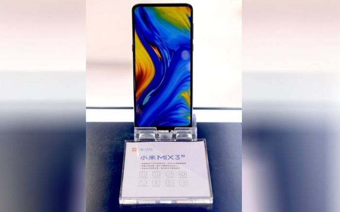 В основе Xiaomi Mi Mix 3 5G лежит SoC Snapdragon 855 – фото 1
