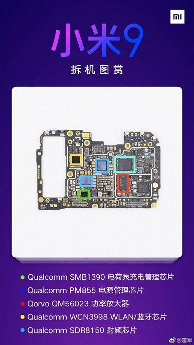 Разборка Xiaomi Mi 9: какие сюрпризы спрятала компания внутри флагмана – фото 5