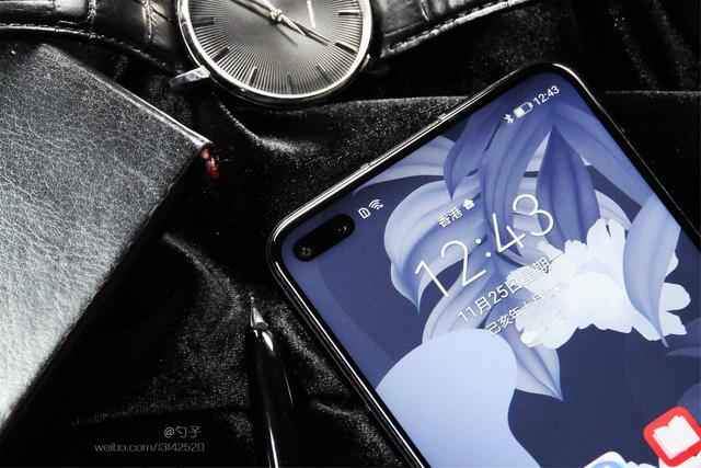 Анонс Huawei Nova 6 и Nova 6 5G: Kirin 990, двойная фронталка и Android 10 – фото 4