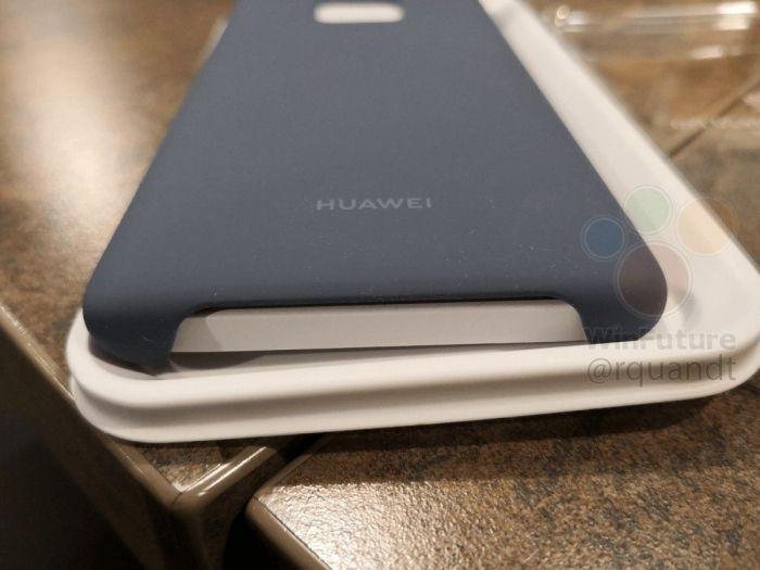 Фотографии чехла для Huawei Mate 20 Pro без разъема 3,5 мм – фото 3