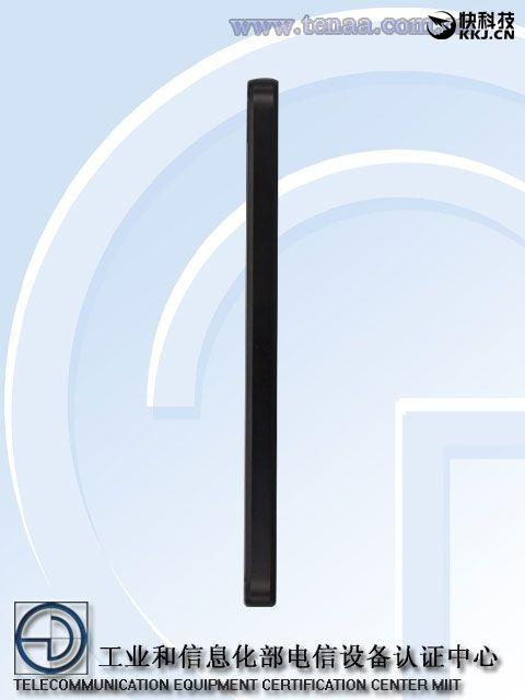 ZUK Z2 с 5-дюймовым дисплеем засветился в базе данных TENAA – фото 4