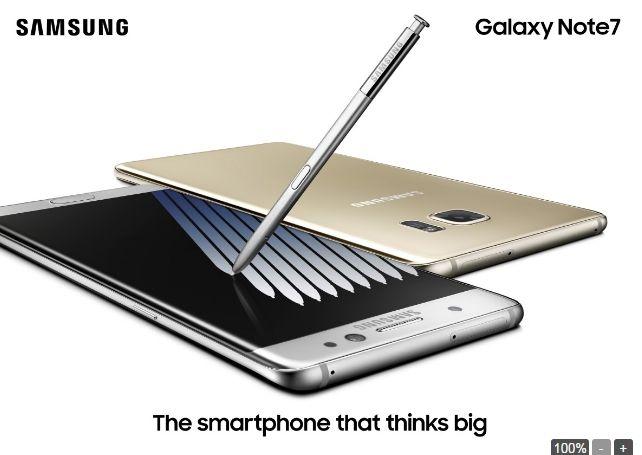 Samsung официально подтвердила выход Galaxy Note 7 в топовой версии 6/128 Гб – фото 4