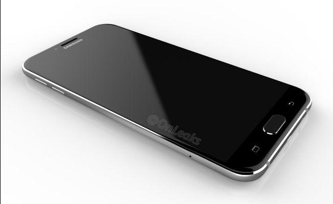 Samsung Galaxy A8 (2016): экран 5.7
