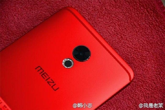 Meizu Pro 6 Plus будет и в красном цвете – фото 1