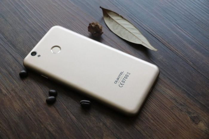 Oukitel U7 Plus со сканером отпечатков пальцев и на базе МТ6737 оценен в $89 – фото 2