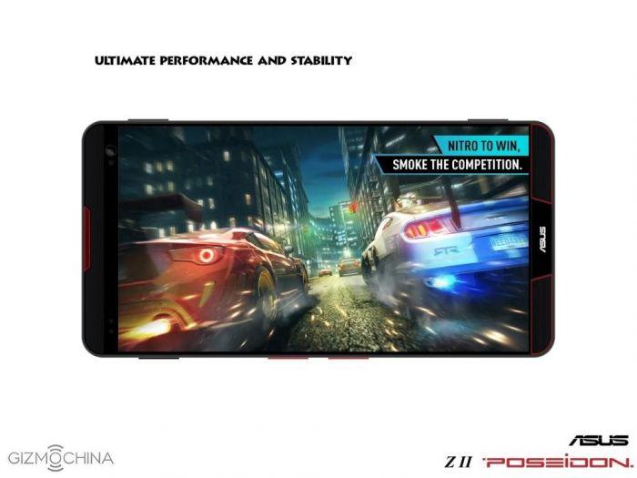 Asus Z2 Poseidon – концепт игрового смартфона с охлаждением на тепловых трубках – фото 7