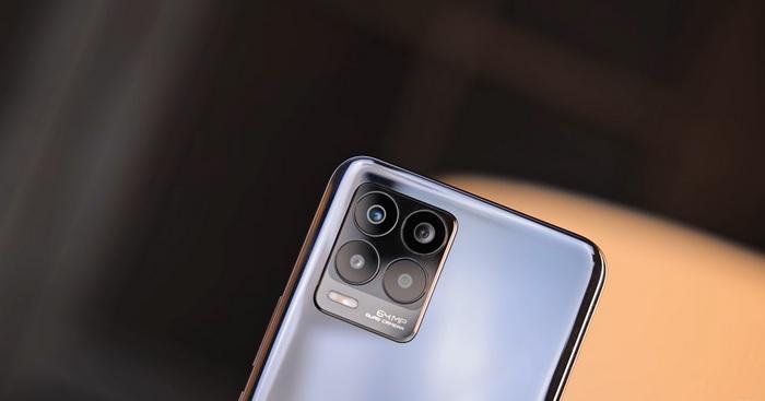 Realme 8 камеры