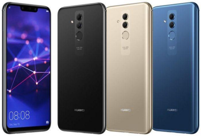 Рендеры Huawei Mate 20 и Mate 20 Lite – фото 2