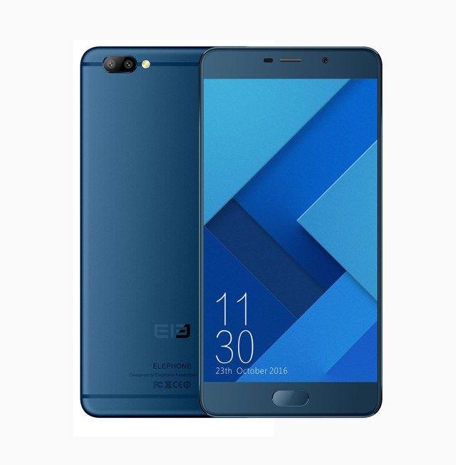 Elephone Play X придет со сдвоенной тыльной камерой – фото 1