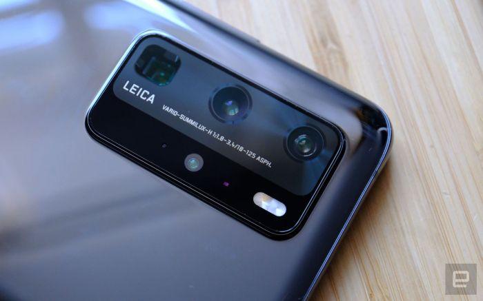 Анонс Huawei P40 и Huawei P40 Pro: камера для всего – фото 6