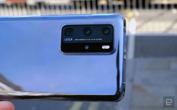 Анонс Huawei P40 и Huawei P40 Pro: камера для всего – фото 7