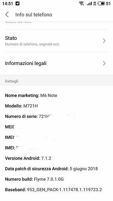 Meizu выпустила обновление Flyme 7.0.1OG для Meizu Pro 6 Plus, M6 Note и M6 – фото 2