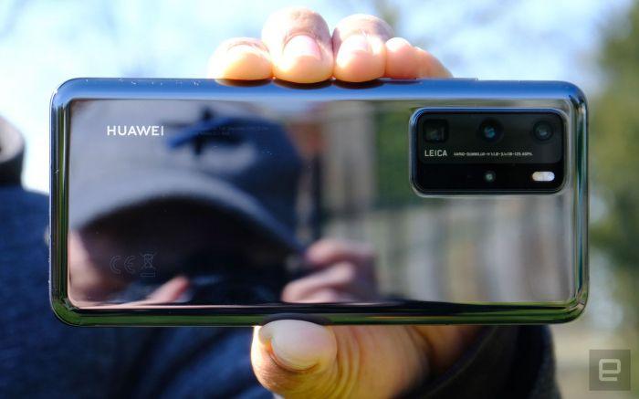 Анонс Huawei P40 и Huawei P40 Pro: камера для всего – фото 2